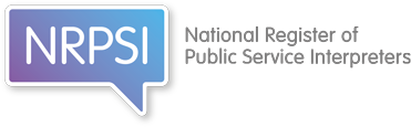 Registered Public Service Interpreter